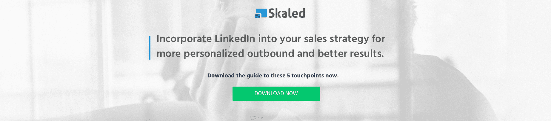 Using LinkedIn as an Additional Touchpoint X5