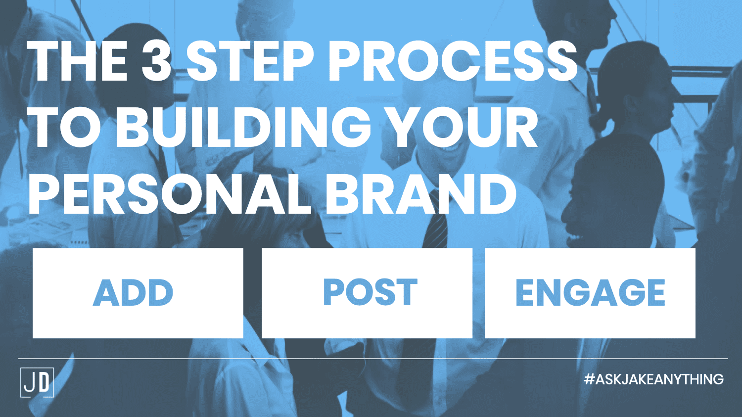 building a brand on linkedin